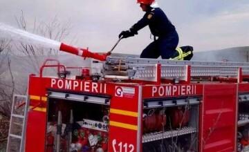 ISU Harghita pompieri