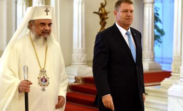 Patriarhul Daniel, Klaus Iohannis