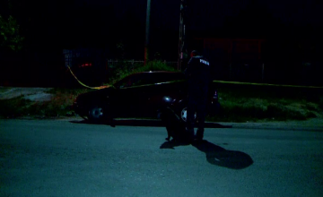 Caz cutremurător în județul Iași. Tânără, tăiată cu cuțitul și abandonată de iubit într-o mașină