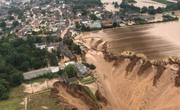 Care este cauza inundațiilor din Europa? Un celebru climatolog avertizează!: \'Este doar începutul\'