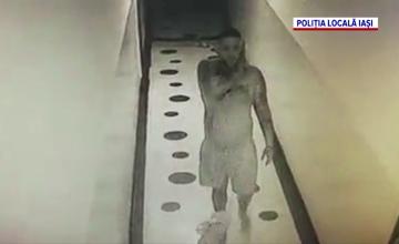 Teroare pe holurile unui cămin social din Iași. Un individ a amenințat cu un cuțit mai mulți locatari
