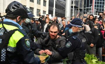proteste, Australia