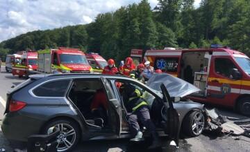 Accident DN1 24 iulie2