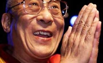 Dalai Lama:\