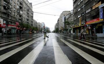 Directia de Mediu: Zona ultracentrala a Capitalei ar putea fi declarata pietonala o zi pe luna