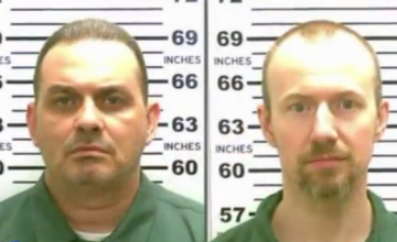 Evadarea din New York. Al doilea detinut, prins dupa trei saptamani. Colegul sau a fost ucis de politisti