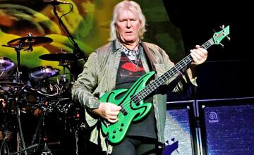 Basistul trupei Yes, Chris Squire, a murit la 67 de ani, de leucemie. ASCULTA cea mai cunoscuta piesa a formatiei
