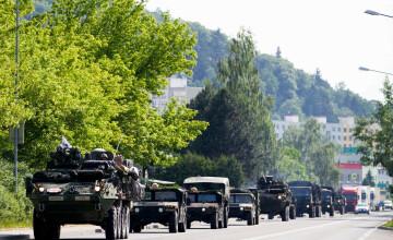 Reacţia Kremlinului după manevrele NATO la care participă şi România. \