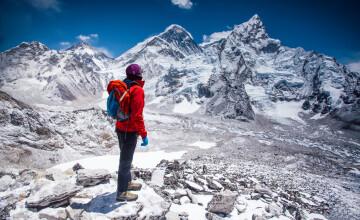Opt alpinişti daţi dispăruţi în Himalaya după ce nu s-au mai întors în tabără