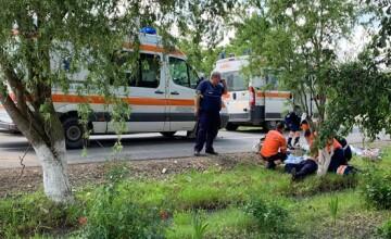 Polițistul împușcat de bărbatul pe care-l urmărea, în Timiș, a murit