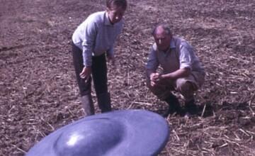 Cea mai mare inselatorie extraterestra. 6 OZN-uri au asaltat Anglia in 1967