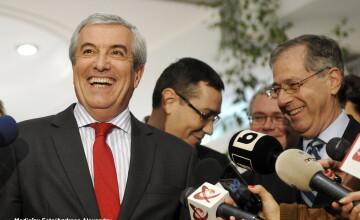 Tariceanu: Plenul Parlamentului va adopta o declaratie comuna pentru demisia de onoare a lui Traian Basescu