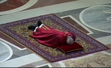 Mesajul dur al Papei Francisc, in Vinerea Mare. Suveranul pontif acuza \