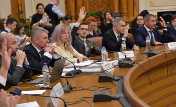Cabinetul Cîțu, ultima zi de audieri. Toți miniștrii propuși, avize favorabile