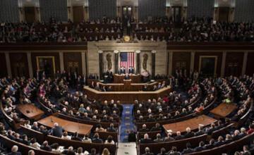 Senatul american a aprobat un plan \'\'istoric\'\' de ajutor economic