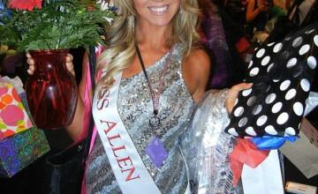 O femeie din Statele Unite a slabit 45 de kilograme si a reusit sa castige un concurs de frumusete din SUA