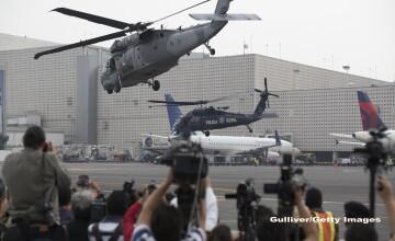 O noua grupare terorizeaza Mexicul: Cartelul Noua Generatie Jalisco. Un elicopter al armatei a fost distrus cu o racheta