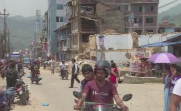 O echipa ProTV este alaturi de UNICEF in Nepal. SMS-ul prin care puteti ajuta si voi copiii sa-si recapete speranta