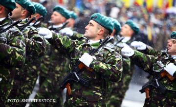 Armata obligatorie, DORITA de majoritatea romanilor. Cine sunt cei mai incantati de ideea de a fi luati la oaste