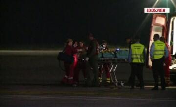 Unul dintre cei patru tineri, raniti in explozia de saptamana trecuta din Timis, a murit la Spitalul de Arsuri din Bucuresti