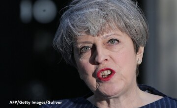 "Nervi intinsi la maximum in negocierile pentru Brexit. ""Voi deveni o femeie a naibii de dificila"", promite Theresa May"