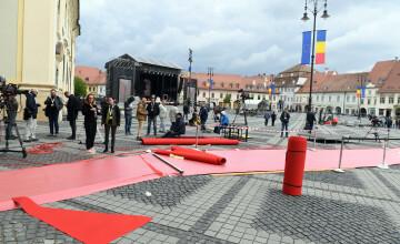Măsuri de siguranță severe înaintea Summitului din Sibiu. Reacția turiștilor prezenți