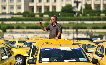 """Taximetriștii și-au descoperit o nouă vocație: vânează șoferii de ride-sharing. """"Boss, ești de la Uber?"""""""
