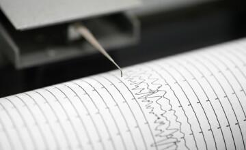 Un cutremur s-a produs miercuri dimineaţa în judeţul Vrancea
