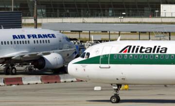 Atentie, calatori! Continua greva la Alitalia