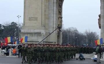 Tehnica militara de ultima generatie la parada de 1 Decembrie
