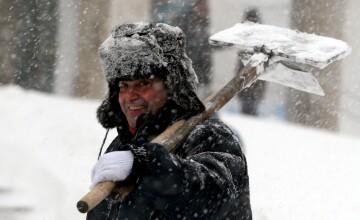 600 de oameni izolati de ninsoare in Muntii Apuseni, la mana autoritatilor