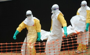 OMS: Bilantul epidemiei de Ebola a ajuns la 6.331 de morti, din 17.800 de cazuri inregistrate
