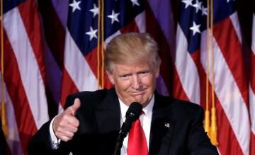 Donald Trump nu renunta: \