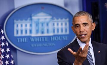 Ce a discutat Barack Obama cu Donald Trump, in Biroul Oval. \