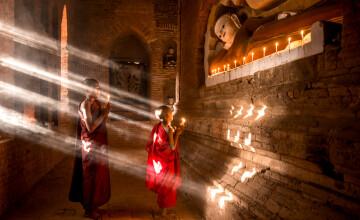 Arheologii au anunțat posibila descoperire a rămăşiţelor lui Buddha