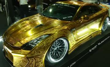 Mașini cu design inspirat de avioane. Exponate care costă milioane de dolari