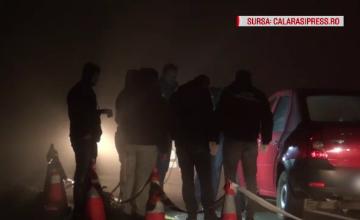 """Noi detalii despre crima din Călărași, comisă de doi autostopiști. """"Mobilul nu a fost jaful"""""""