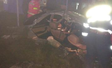 Accident devastator pe DN72: o persoană a murit și alte trei sunt în stare gravă