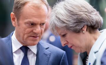 BREXIT: Marea Britanie, pregătită să accepte un acord după modelul celui dintre UE și Canada