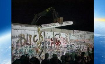 30 de ani de la căderea Zidului Berlinului. Cum se celebrează primul pas spre unificare