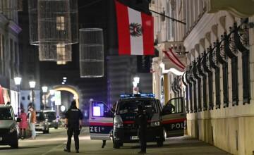 """Mărturiile unor români prinși în mijlocul terorii din Viena. """"Cine a apucat să scape, a scăpat atunci"""""""