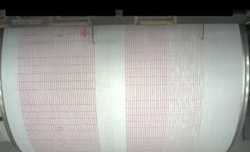 Cutremur de 3,2 grade in zona Vrancea, produs duminica seara