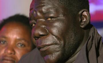 Cum arata africanul care a castigat pentru a doua oara consecutiv titlul de cel mai urat barbat.FOTO