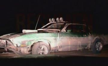 Primele IMAGINI cu momentul in care echipa Top Gear este atacata cu pietre in Argentina. Motivul care a dus la acest incident
