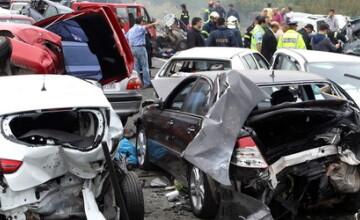 Presa: Soferul implicat in accidentul din Grecia, soldat cu cinci morti si 30 de raniti, acuzat de omor din culpa