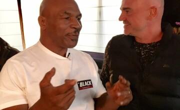Mike Tyson, interviu exclusiv pentru Stirile ProTV: \