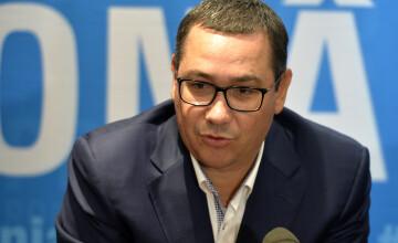 """Ponta: """"Ordonanța privind Fondul Suveran de Investiţii este neconstituţională"""""""