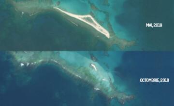 """Insula ștearsă de pe suprafața pământului. Reacția cercetătorilor: """"Dumnezeule, nu mai este!"""""""