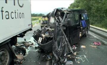 Român condamnat în Ungaria. După ce a condus 44 de ore fără pauză, a omorât trei oameni