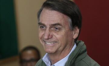 A fost învestit noul preşedinte al Braziliei. Cine este Jair Bolsonaro